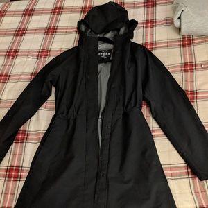 Rain jacket by Uniqlo